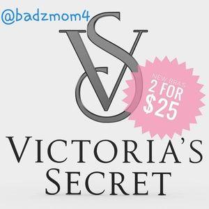 Victoria's Secret Bra sale 2 for $25